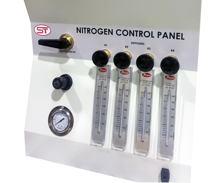 NITROGEN CONTROL PANEL-2